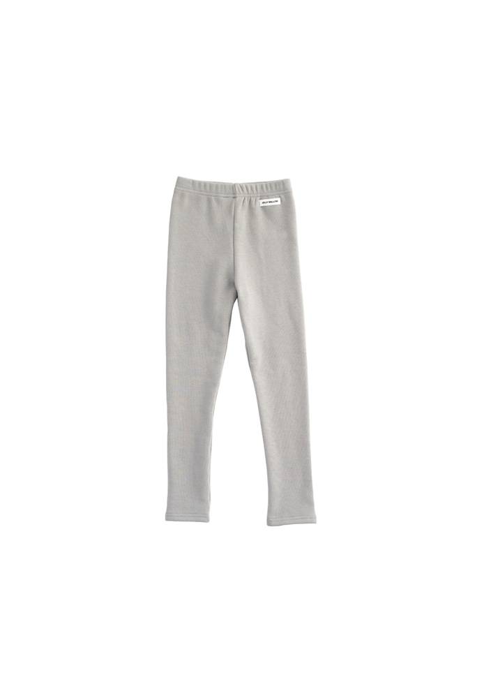 Basic Leggings_Kids_Grey