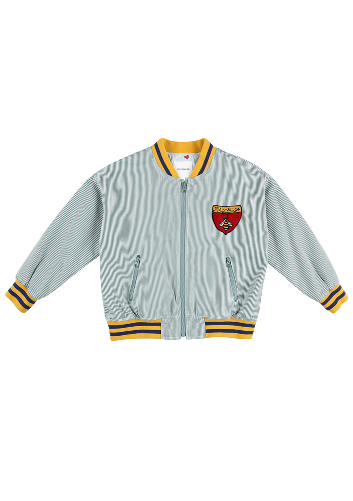 Honeybee Bomber Jacket_Kids