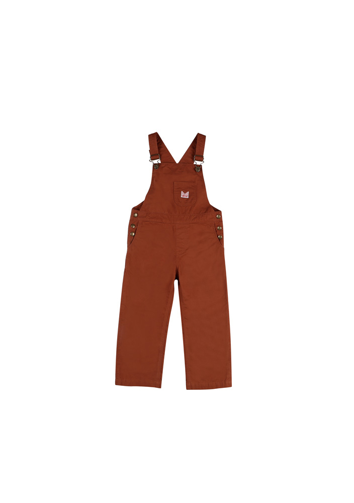 JM cotton overall_Baby_Brown