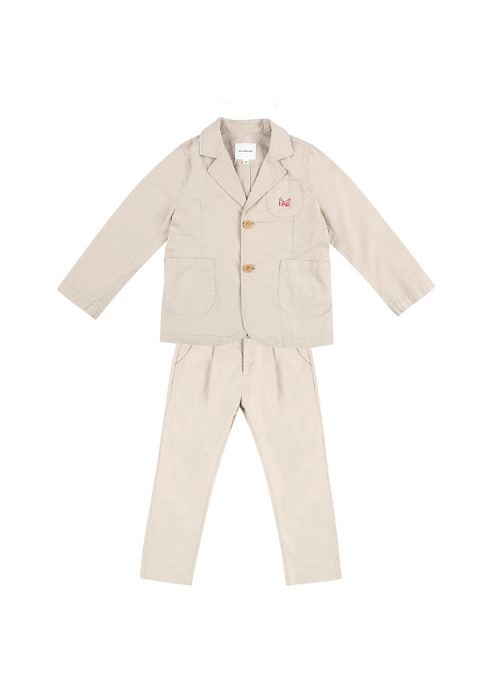Casual Cotton Suit_Kids