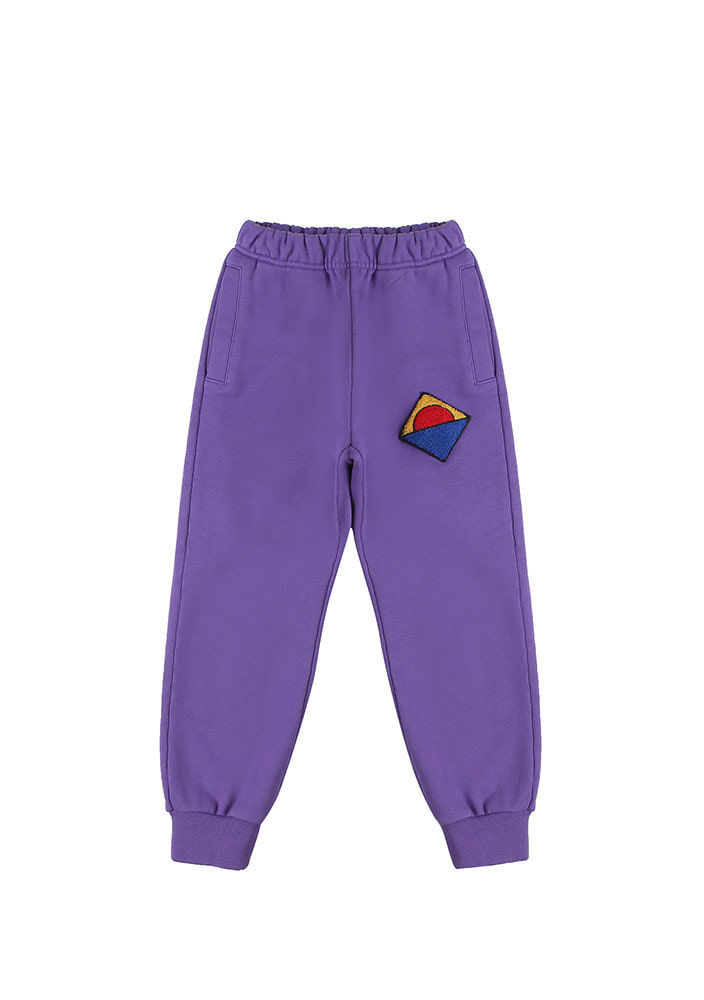 SUNSET PATCH LOUNGE PANTS_Baby