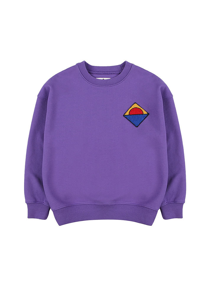 SUNSET PATCH SWEATSHIRT_Kids