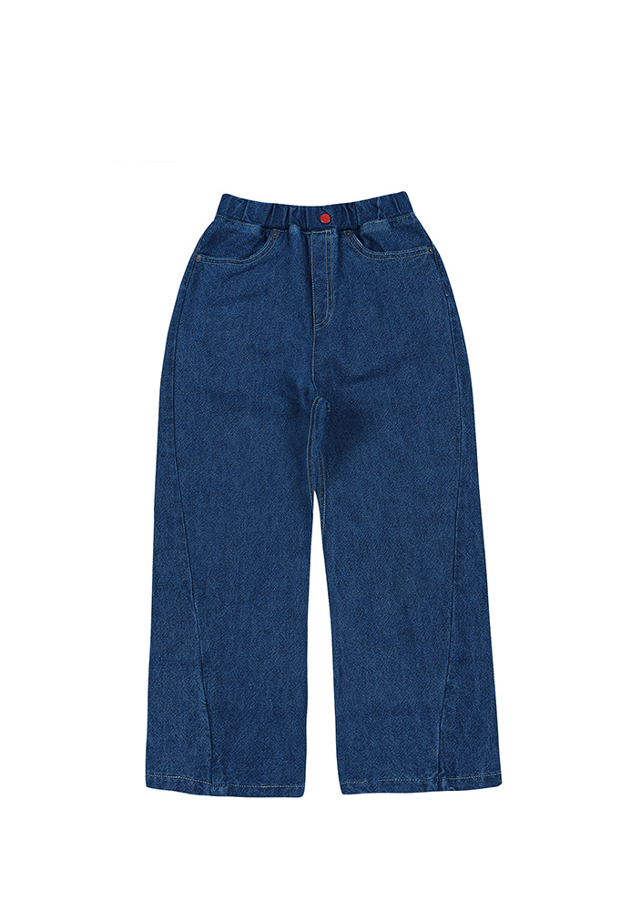 ENGINEER DENIM PANTS_#2