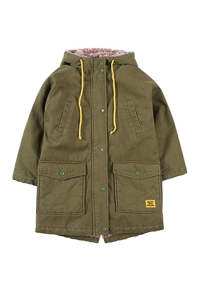 MILITARY COTTON PARKA