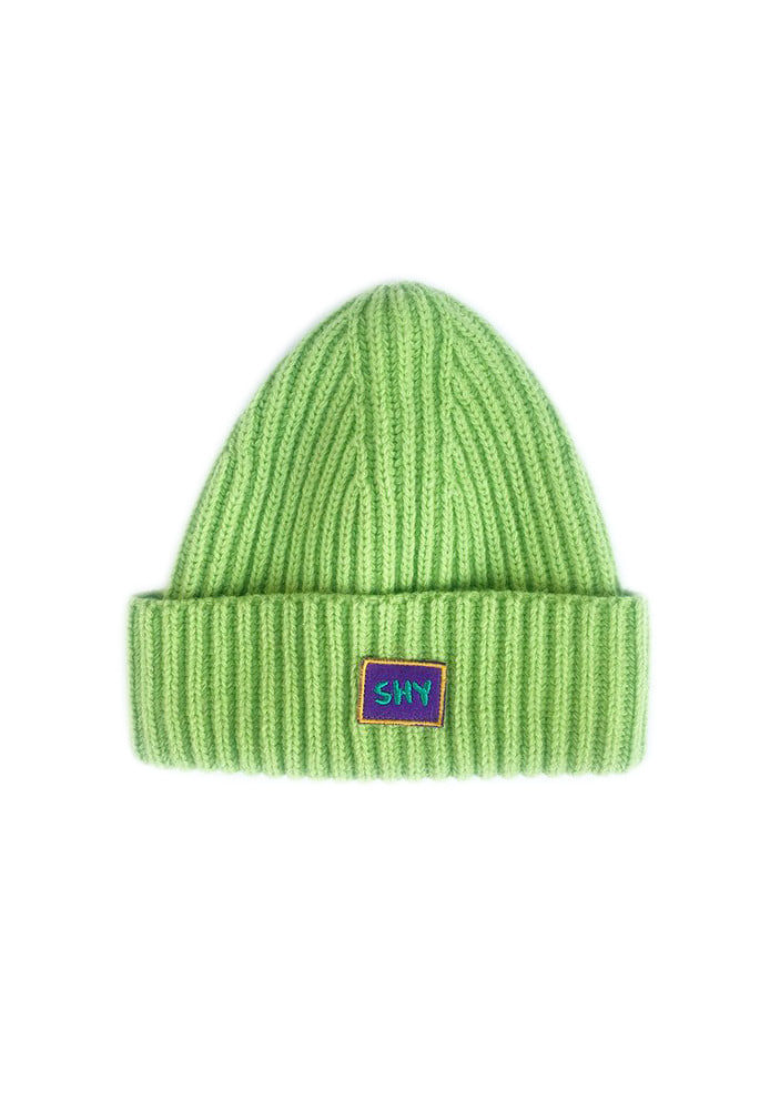 PATCH BEANIE_Light Green