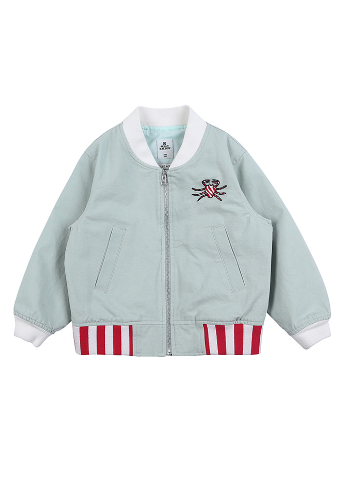 Aquatic Bomber jacket_kids