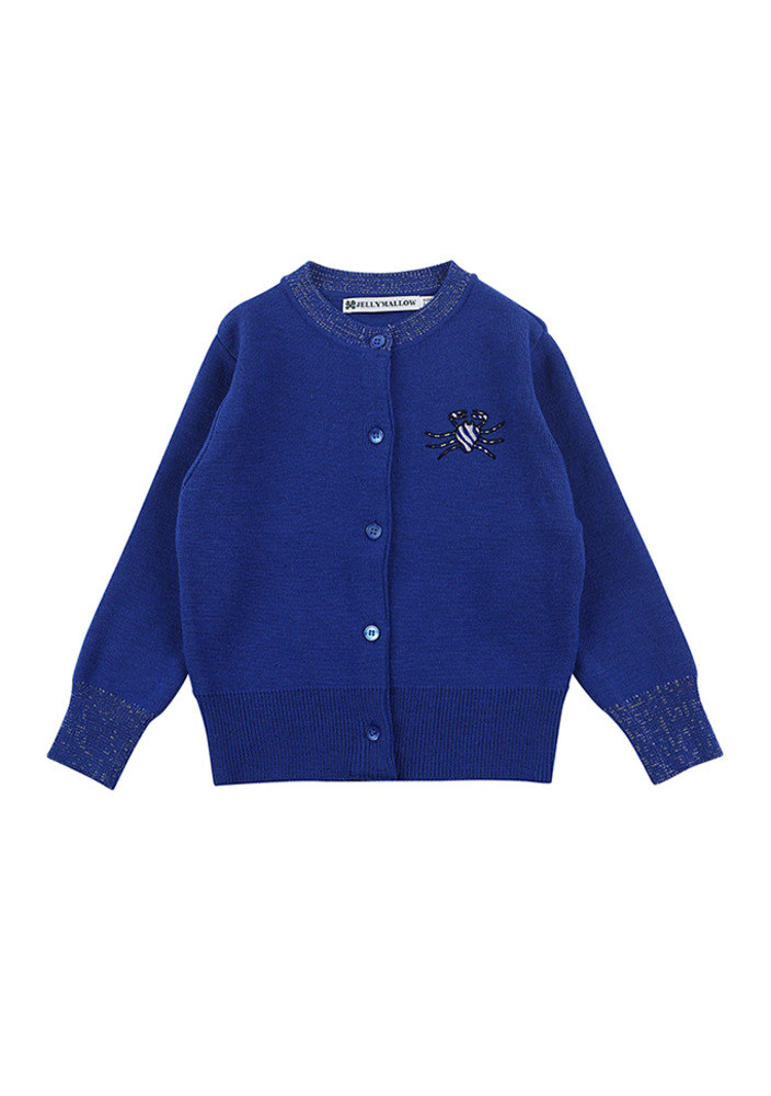 Sugar Crab Cardigan_blue