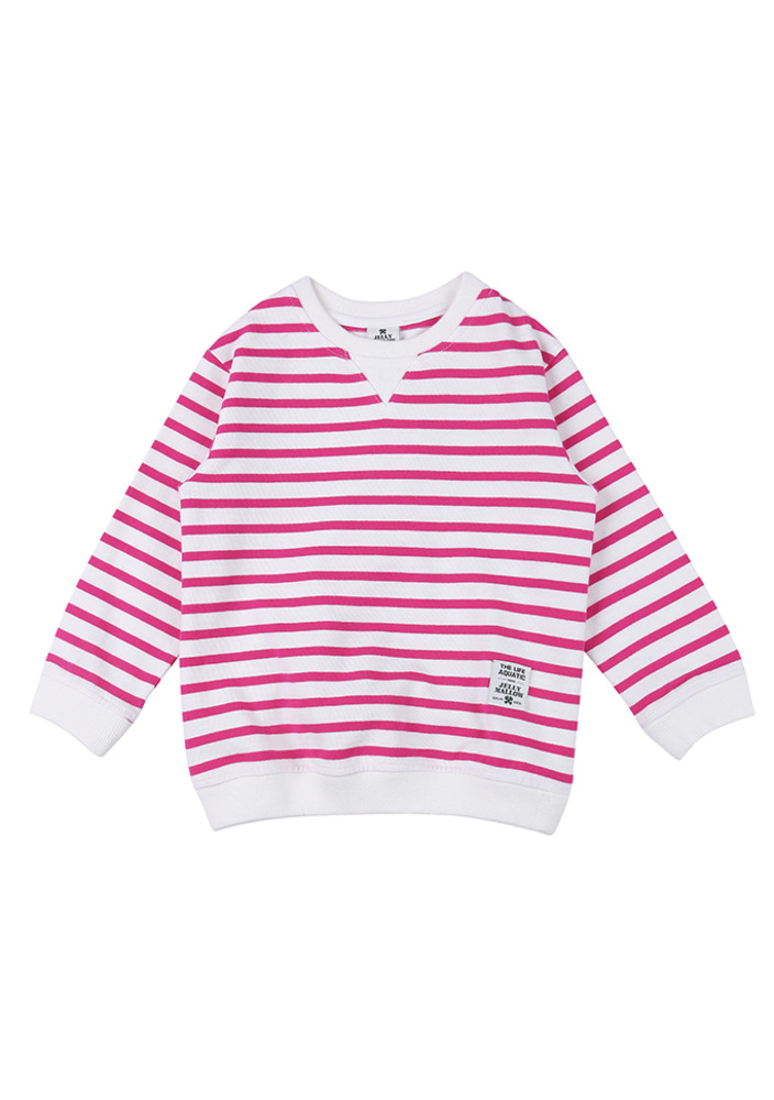 Striped Pullover_baby_pink