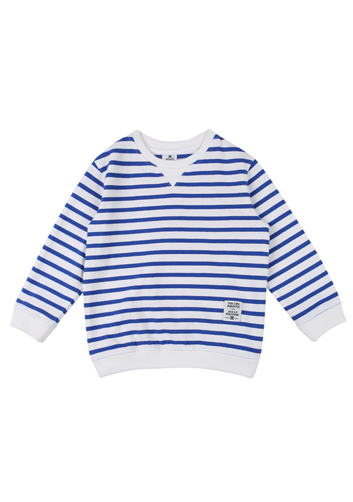 Striped Pullover_baby_blue