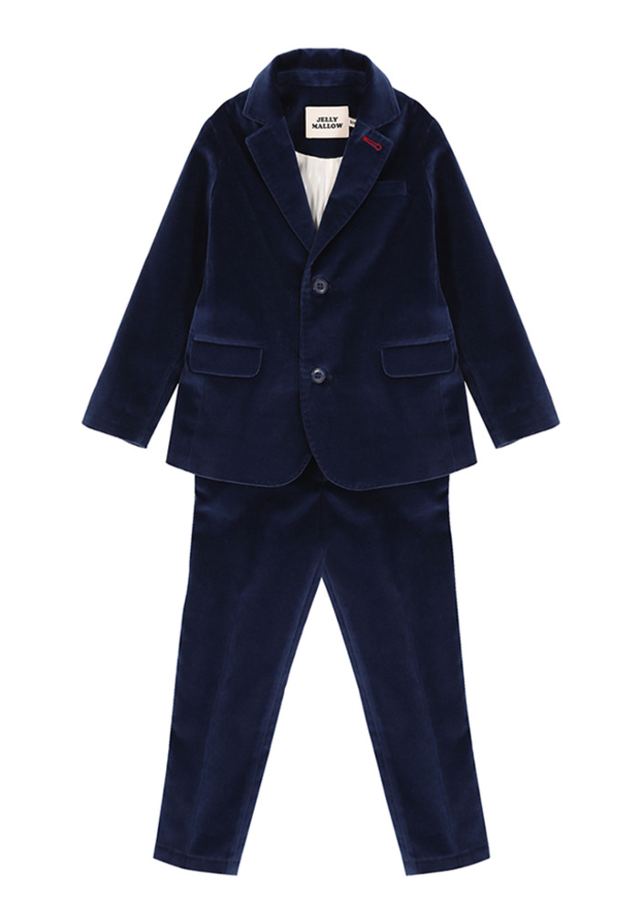 Cotton Velvet suit