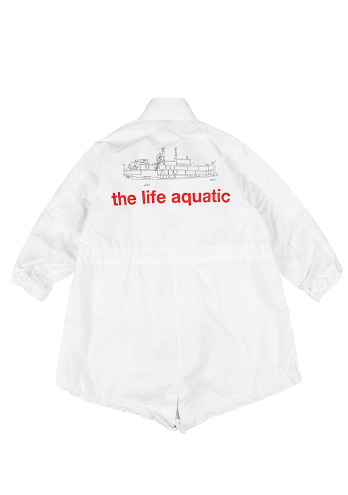 Aquatic Anorak