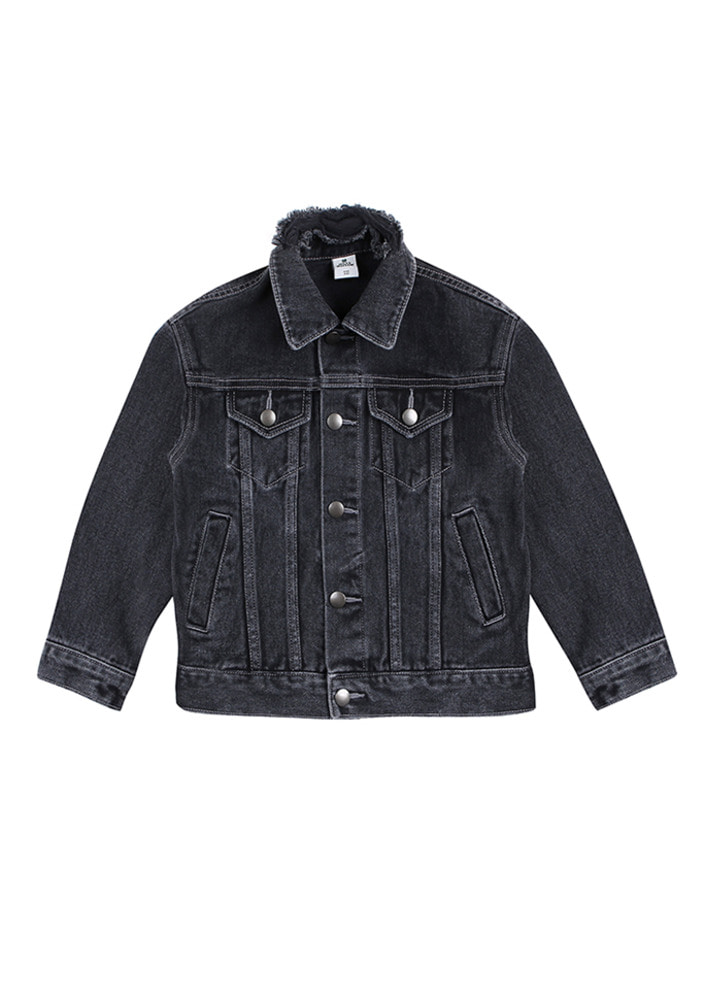 Black_denim_Jacket_Baby