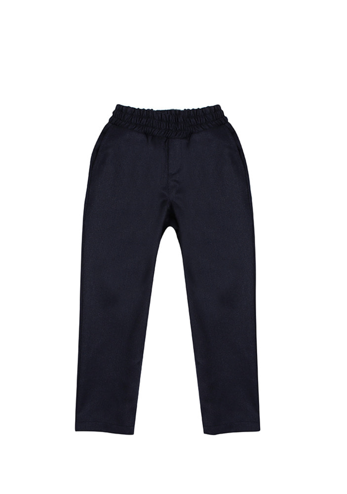 Navy Wool Slacks_ Baby