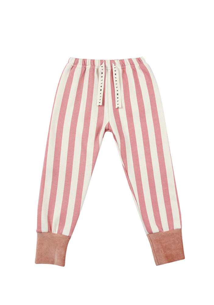 Stripe Pants_Pink_Baby