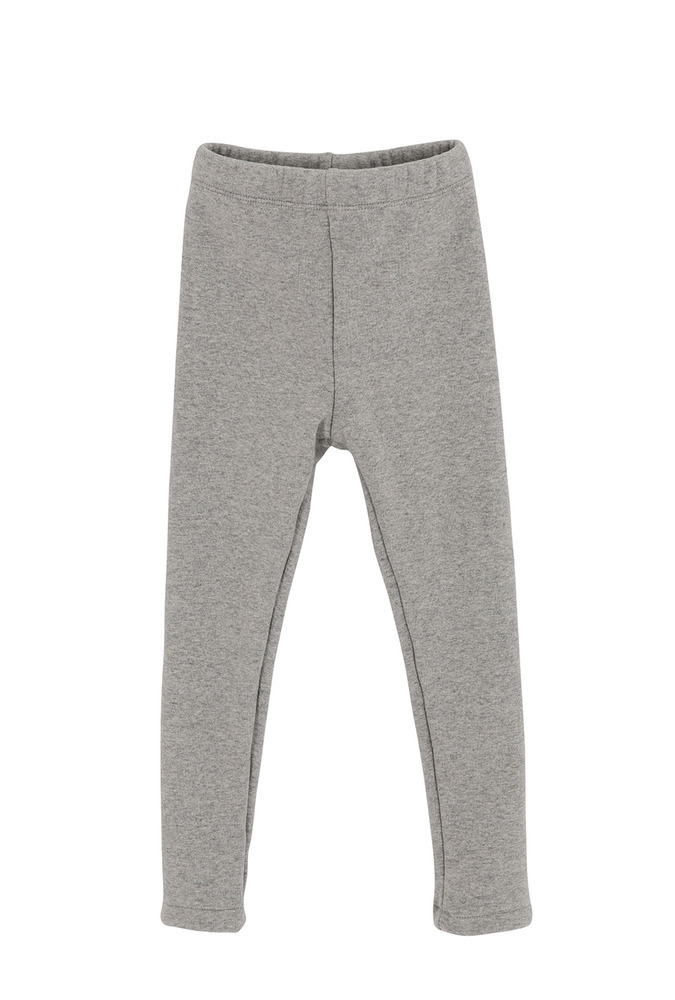 Fleece Leggings_grey_Baby