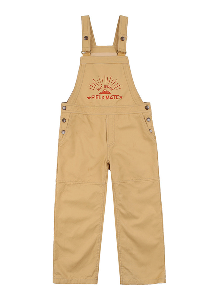 Field Mate Overall_Yellow