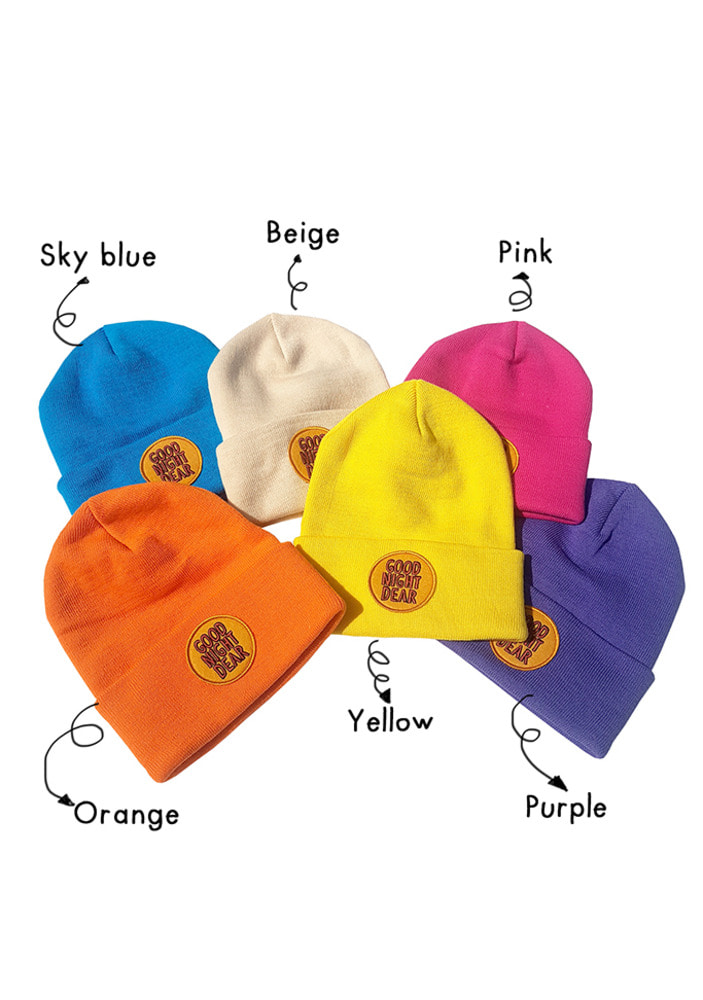 Cotton Beanie_Kids&Junior
