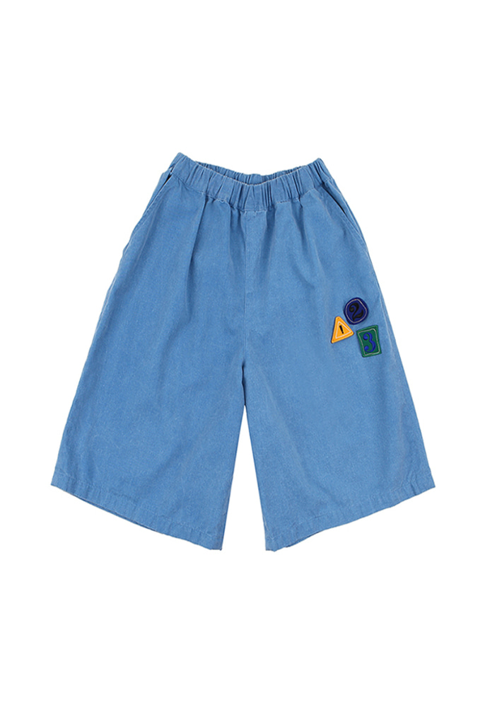 Cotton Culottes_Kids
