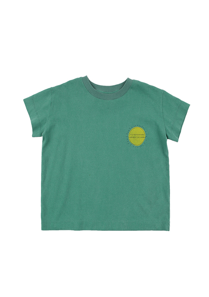 Green T-Shirt_Kids
