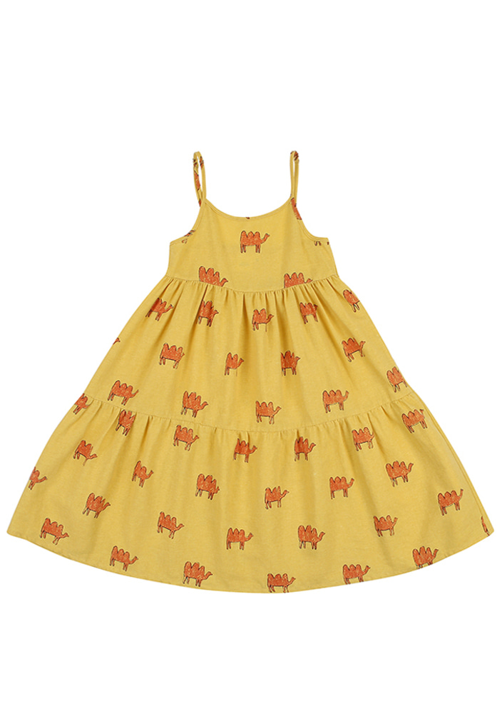 Camel Dress_kids_2차