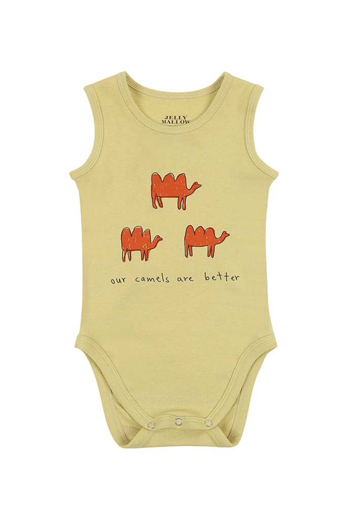Camel Body Suit_baby