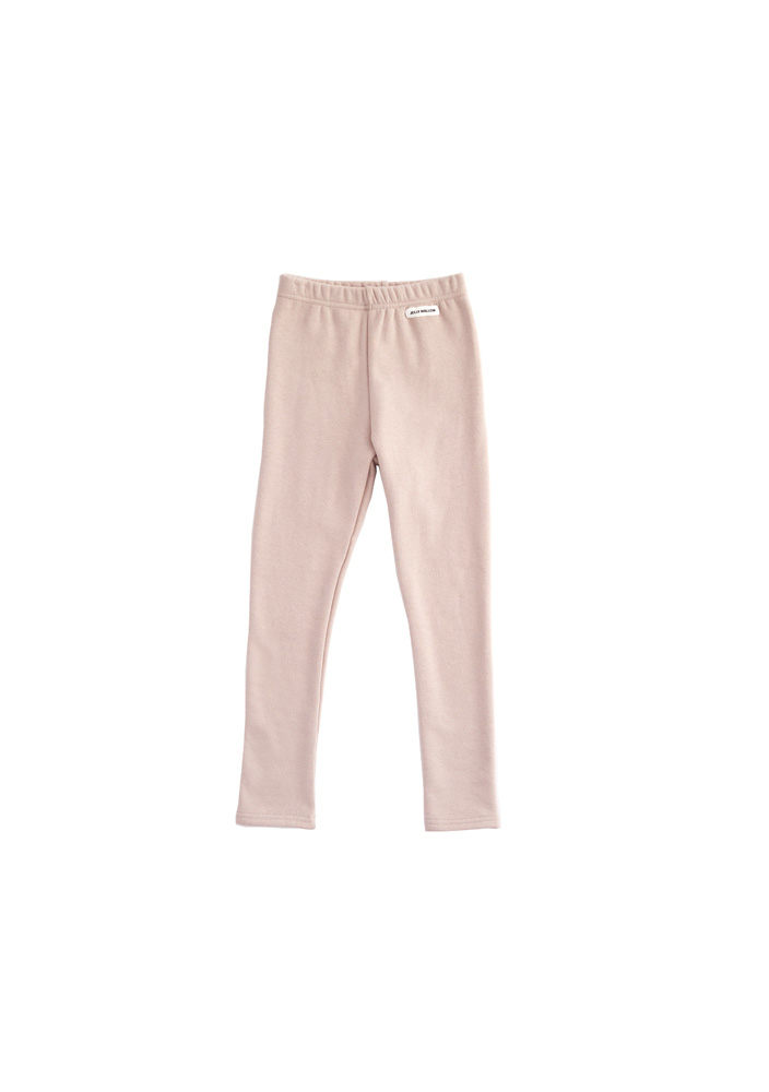 Basic Leggings_Kids_Pink