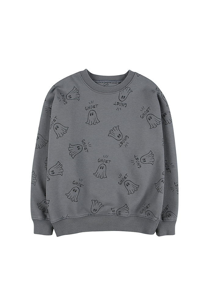 GHOST SWEATSHIRT_Kids