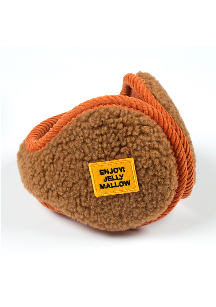 PATCH EARMUFF_Camel