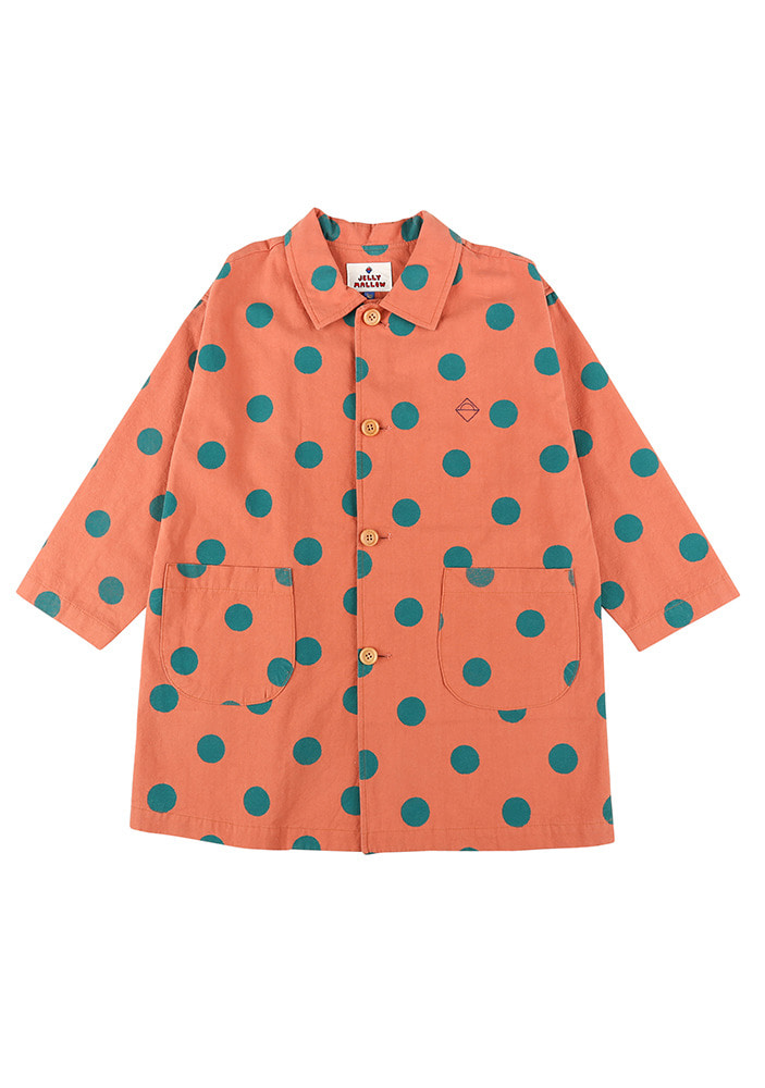 DOTTED SPRING COAT_#2