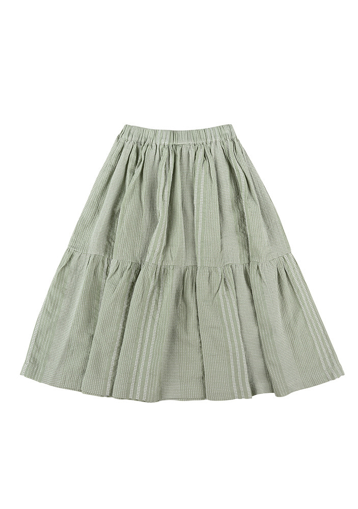 BRIDGE MIDI SKIRT