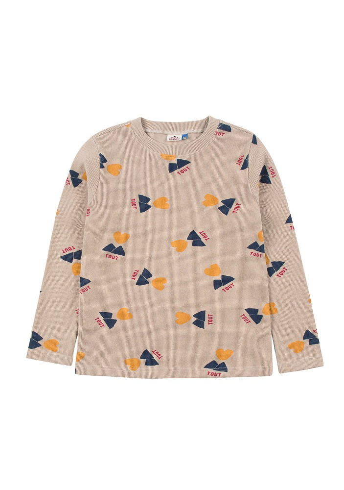 TOUT PATTERN LONG SLEEVE T-SHIRT_Baby#3
