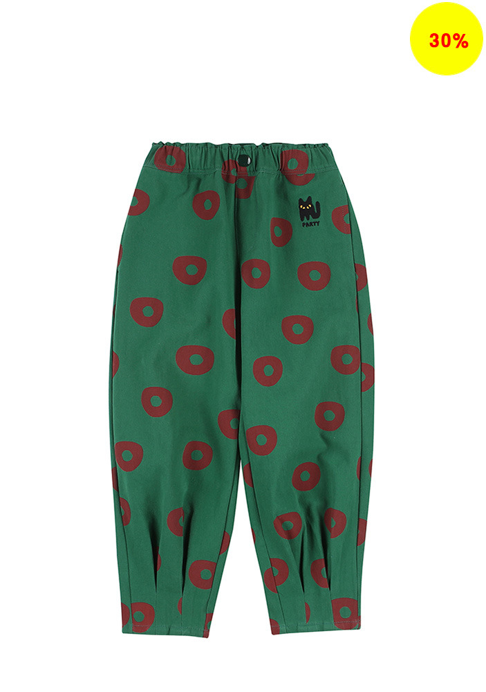 DONUTS COTTON PANTS