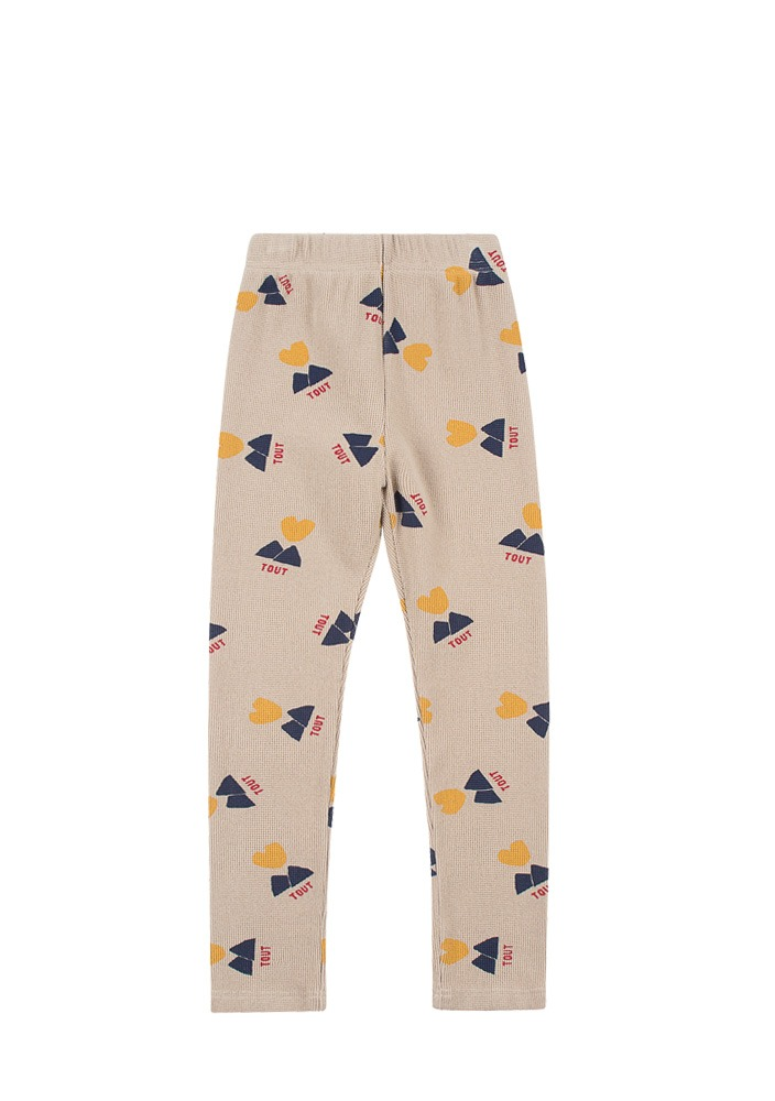 TOUT PATTERN PANTS _Kids