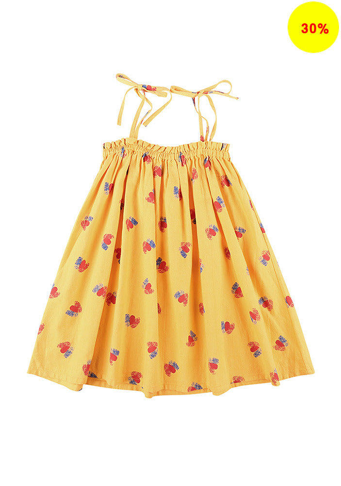 DOUBLE HEARTS DRESS_Baby