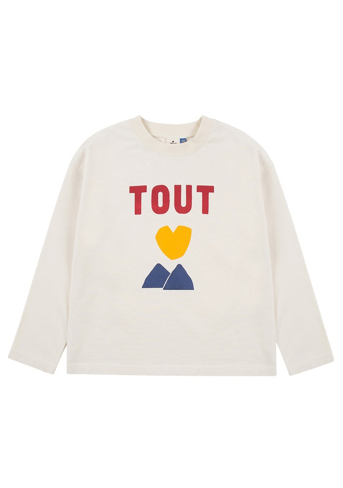 TOUT LONG SLEEVE T-SHIRT_Ivory_Baby