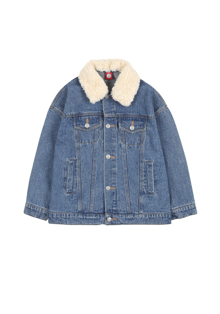PETIT JELLY DENIM JACKET_Blue_Kids