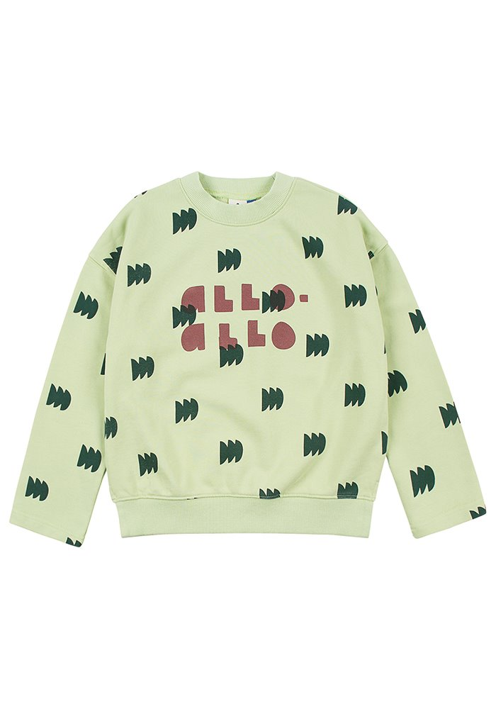 ALLO GREEN TREE SWEATSHIRT_Baby