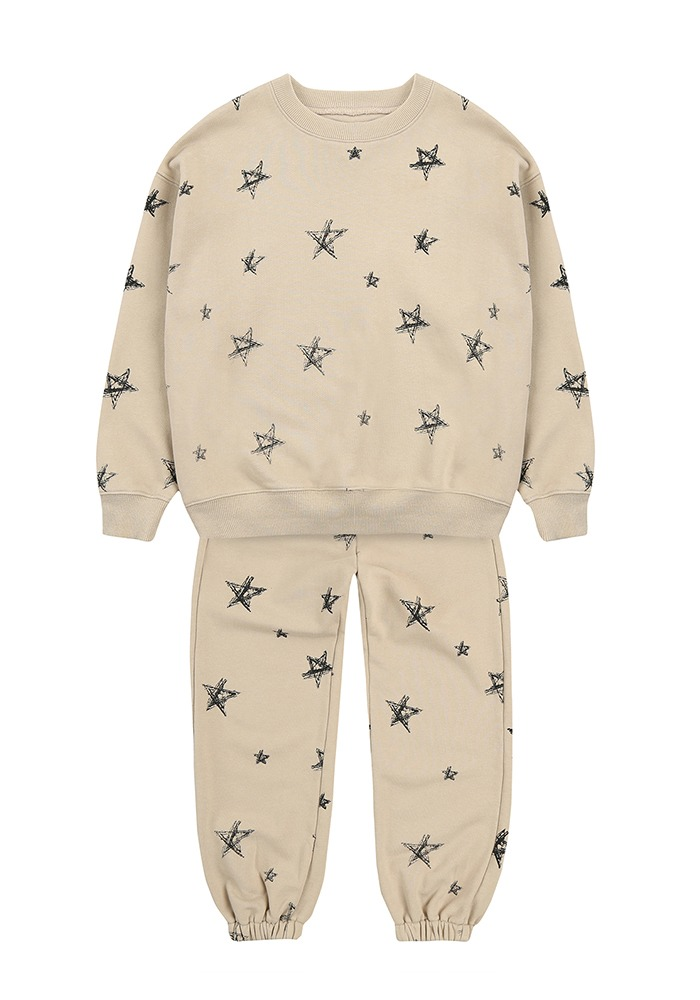 SHOOTING STAR SWEATSHIRT SET_Baby