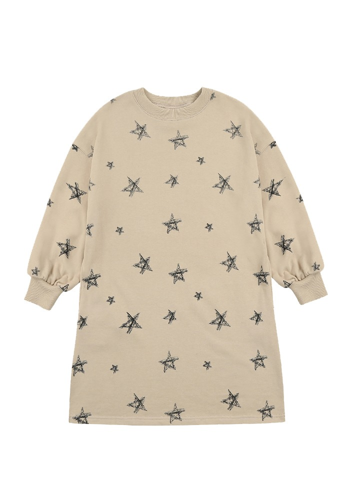 SHOOTING STAR DRESS_Kids