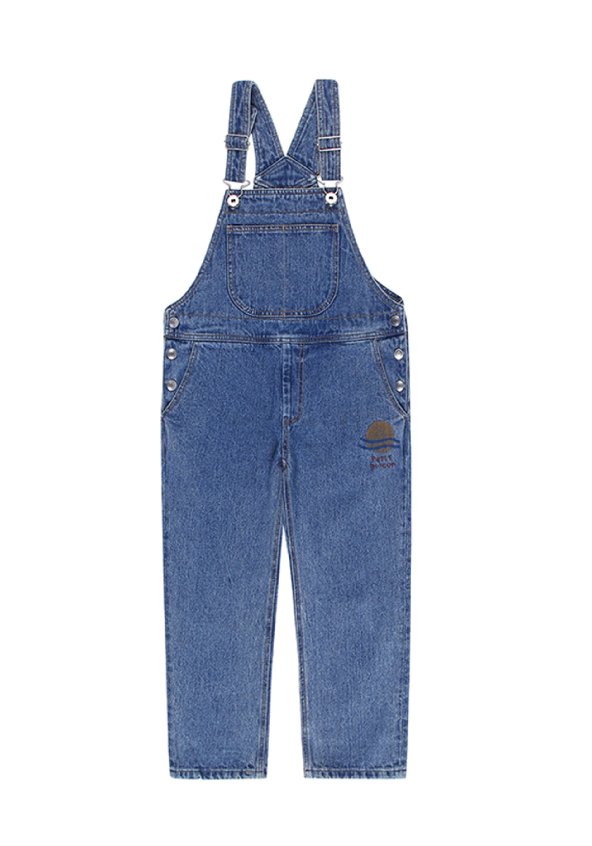 PETIT JELLY DENIM OVERALL_Blue_Baby